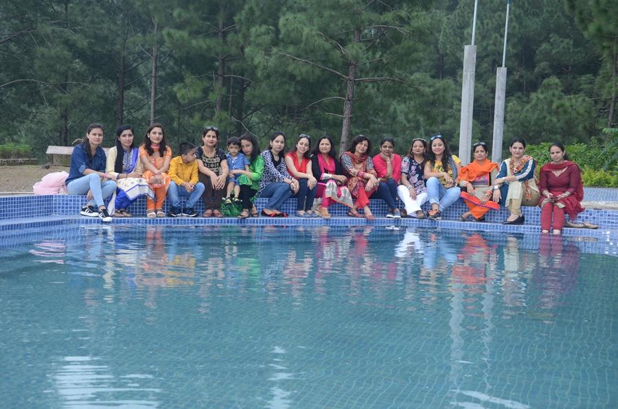 Staff Trip to Panjhal