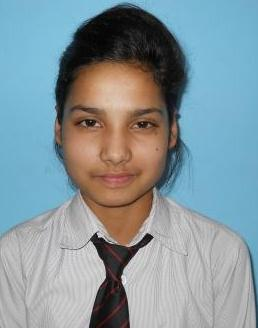 """Ayushi Thapa"" Scored 683 Marks and Secured 8th Rank in HP BOARD MERIT LIST."