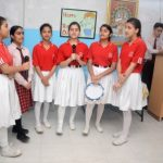 Group Song by Students